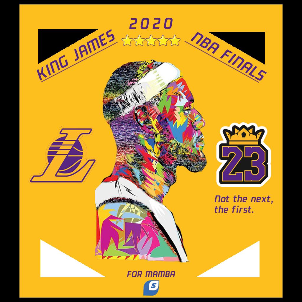 勋章-湖人总冠军2020-JAMES-激活